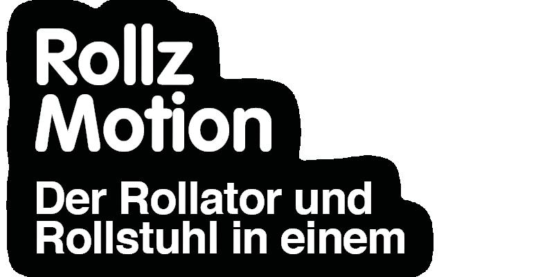 Rollz Motion. Der Rollator und Rollstuh in einem