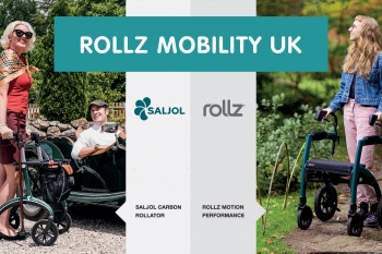 Rollz meets Saljol 2020 in Rollz Mobility UK