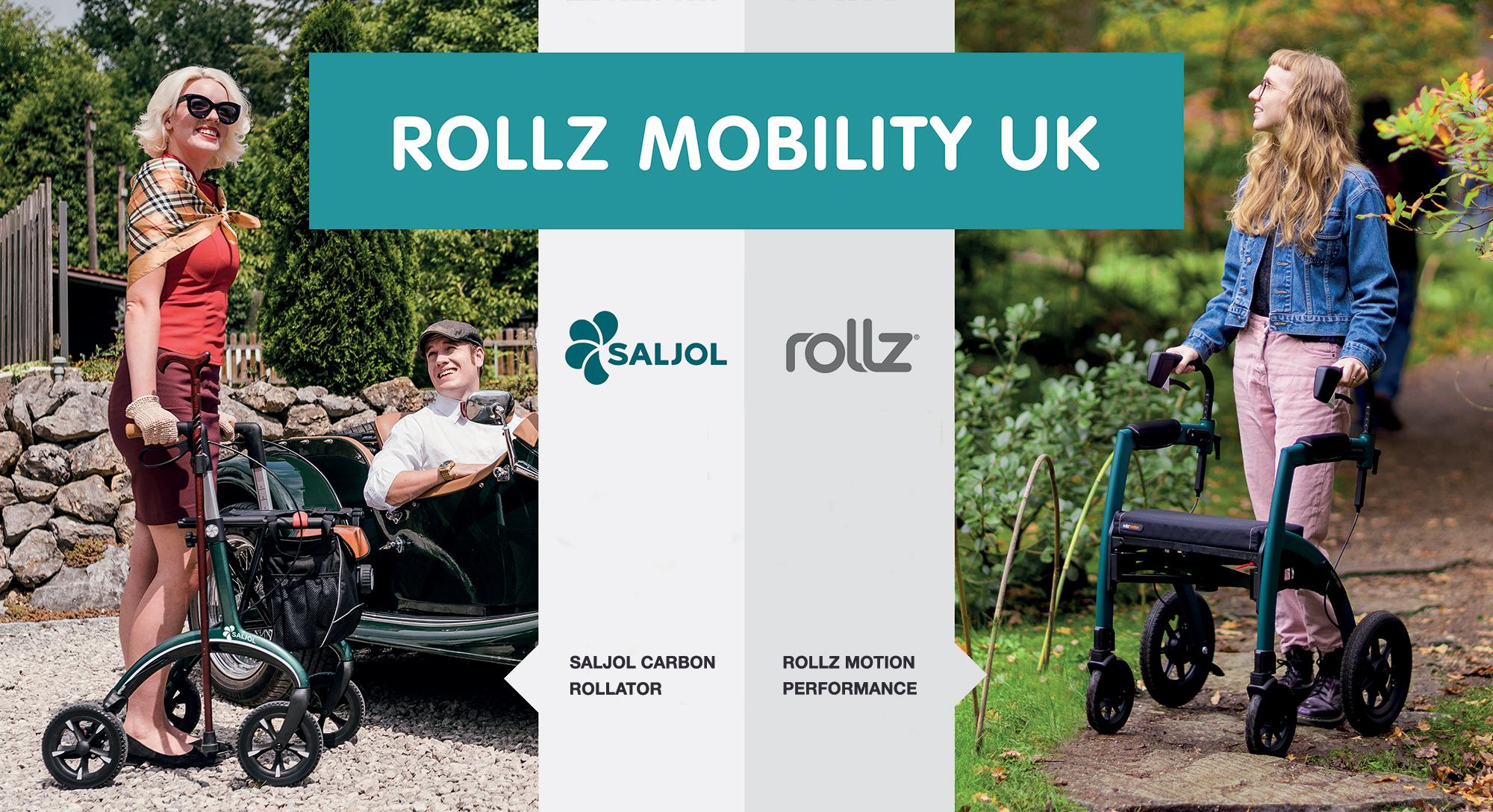 Rollz meets Saljol 2020 in Rollz Mobility UK