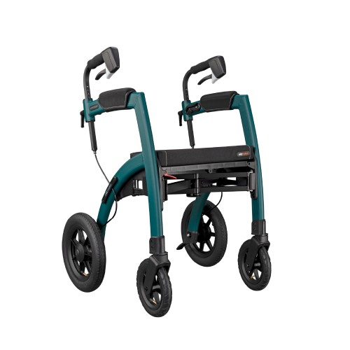 Rollz Motion Performance rollator with air tyres