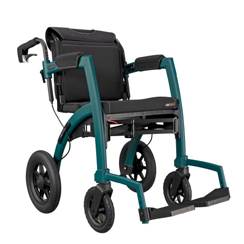 Rollz Motion Performance wheelchair with air tyres
