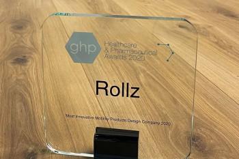Design award Rollz
