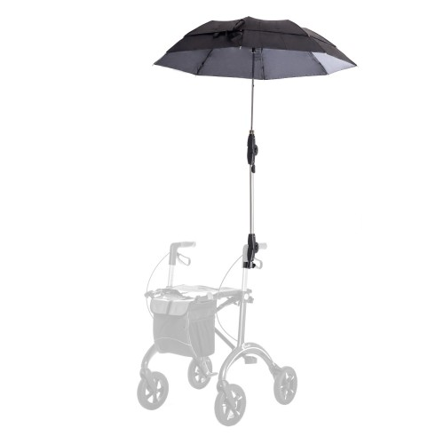 Saljol umbrella for the Carbon Rollator
