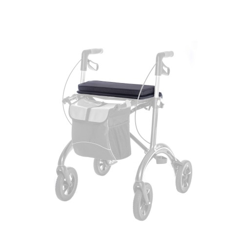 Saljol padded seat for the Carbon Rollator