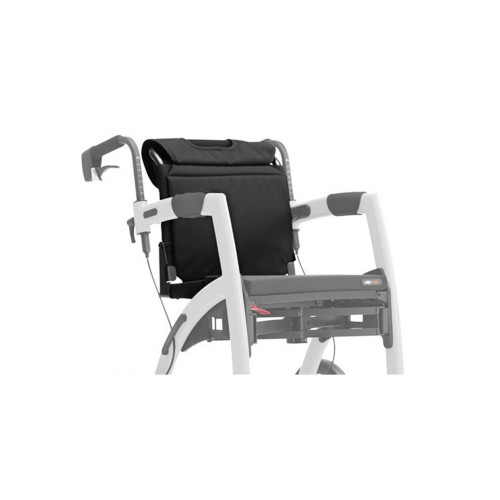 Wheelchair package for the Rollz Motion rollator