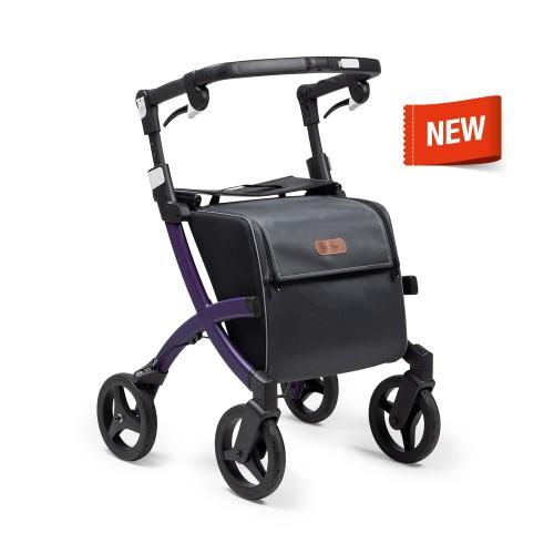 New Rollz Flex 2 dark purple, classic brake, regular size